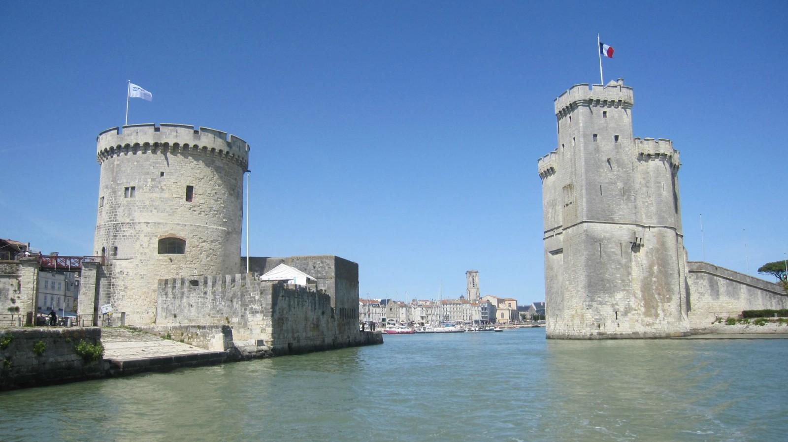 croisière d'août « Vendée-Charente »