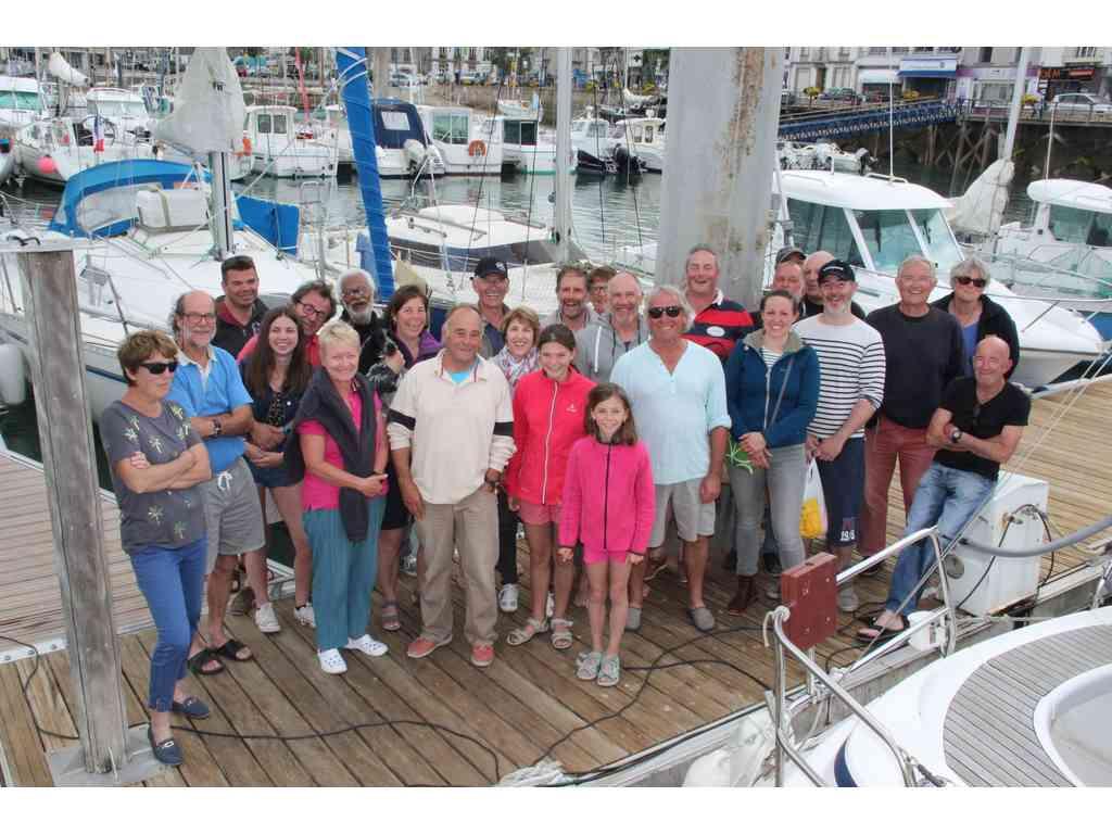 Bilan de la croisière vers Brest 2016 …et toutes les photos dans la photothèque