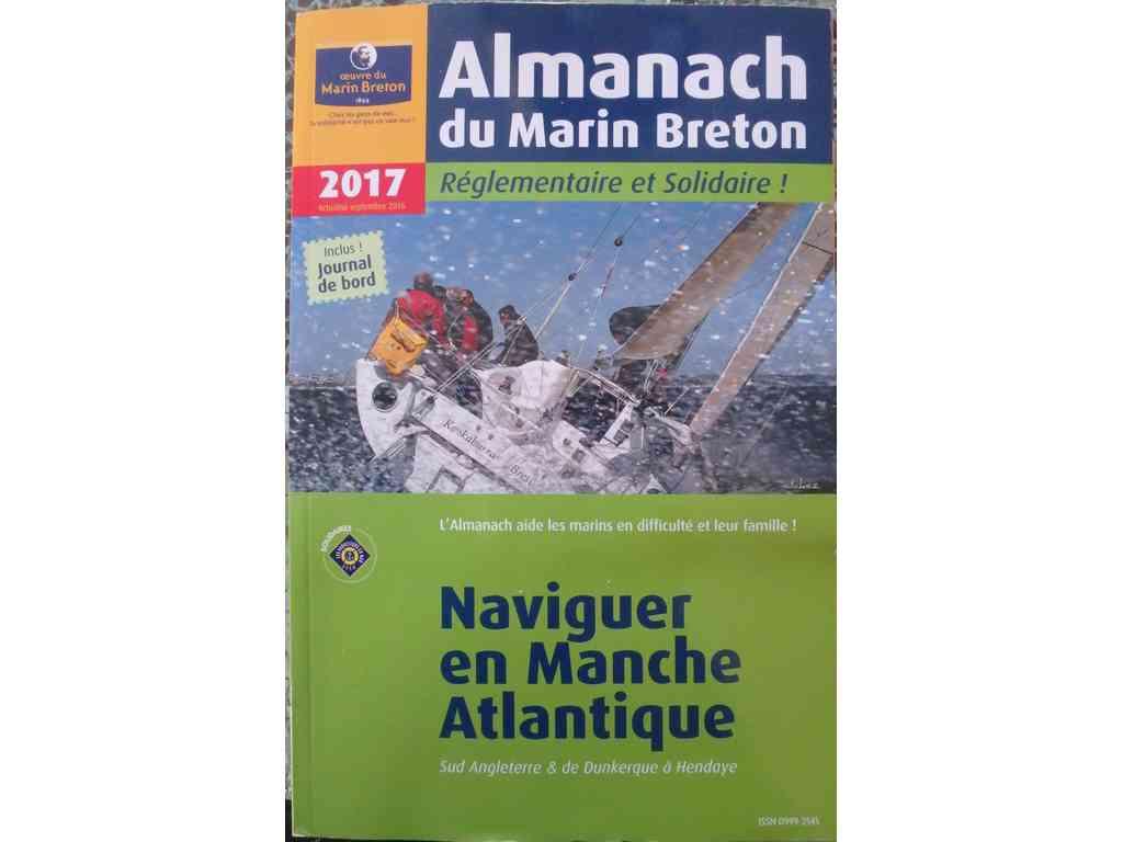 L'Almanac'h du Marin Breton 2017 en vente au club