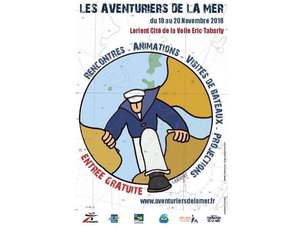 Prix Fondation de la Mer – Citée de la Voile Vendredi 18 novembre