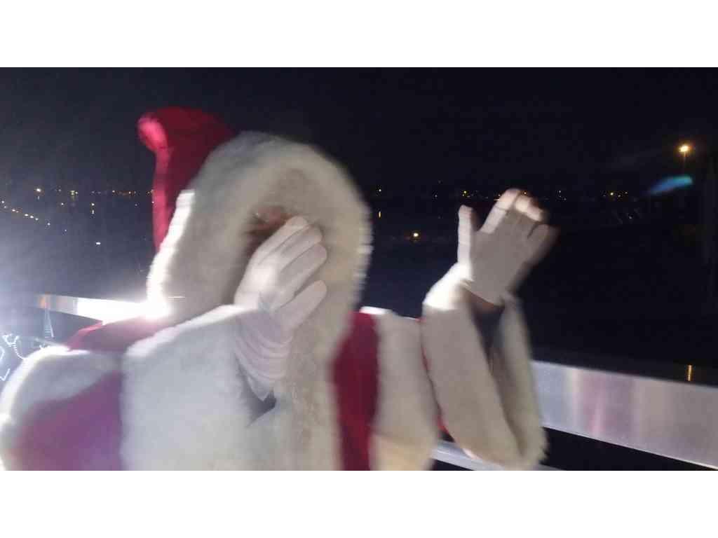 Le Père Noël 2016