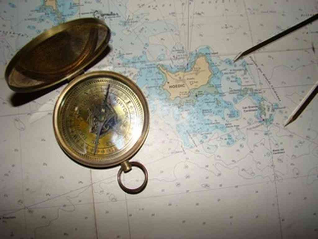 3ème cours de Navigation, samedi 25 nov.