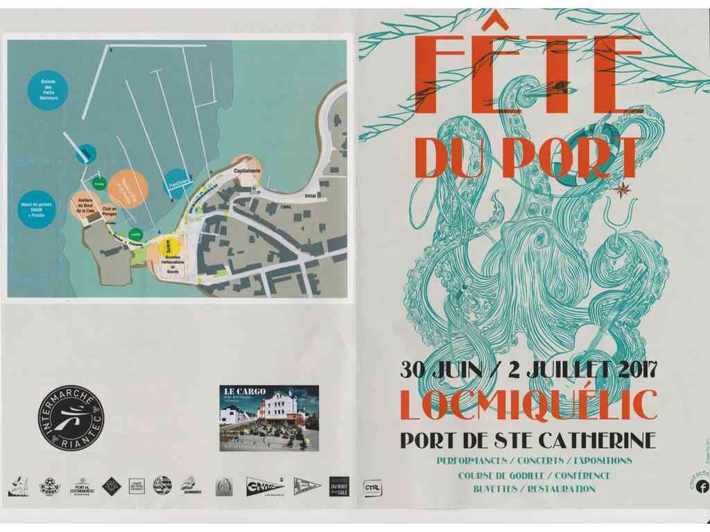 La Fête du Port les 1er et 2 juillet