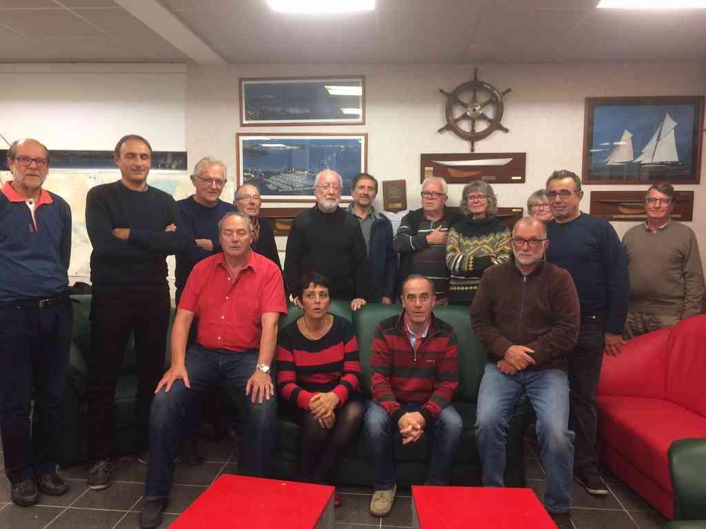 Club nautique des minahouet de Locmiquelic
