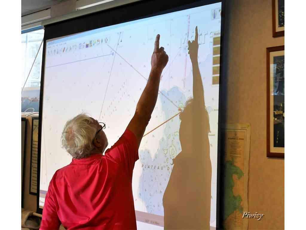 Cours de navigation-1er cours