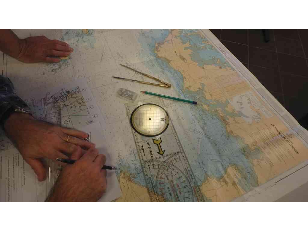 Cours de navigation-4éme cours