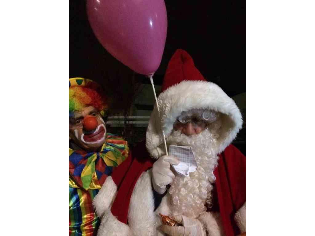 Père Noël 2017