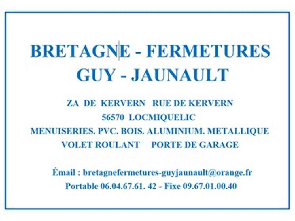 Bretagne Fermetures