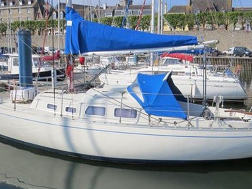 Un adhérent du club vend son voilier Shipmann 28