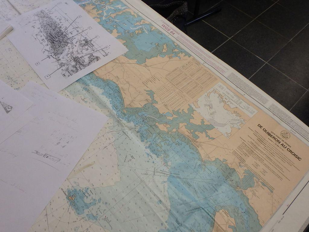 Premier cours de navigation