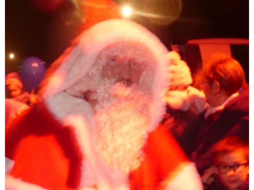 le Père Noël est venu!