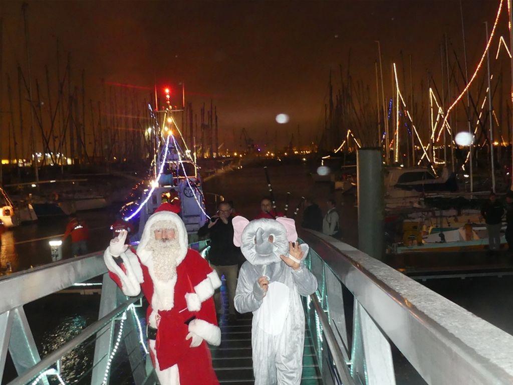 Le Père Noël sera à Sainte-Catherine le vendredi 20 décembre!