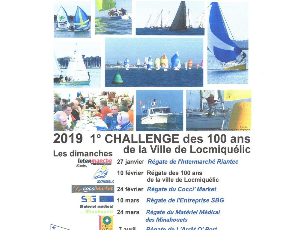 Inscriptions au Challenge d'Hiver des Minahouet: challenge des 100 ans de Locmiquelic