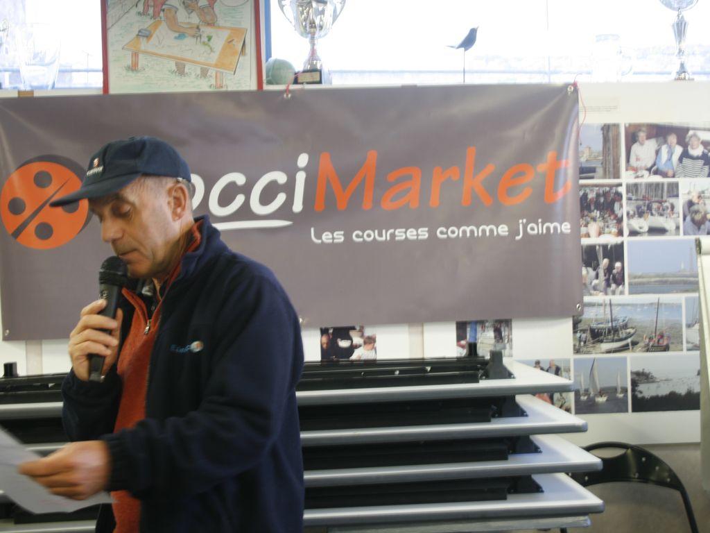 Régate du CocciMarket de Locmiquelic-les résultats et les premières photos