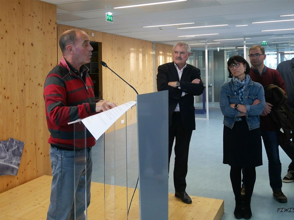 Remise des prix du Challenge de la Rade: Cocorico pour le CNML!