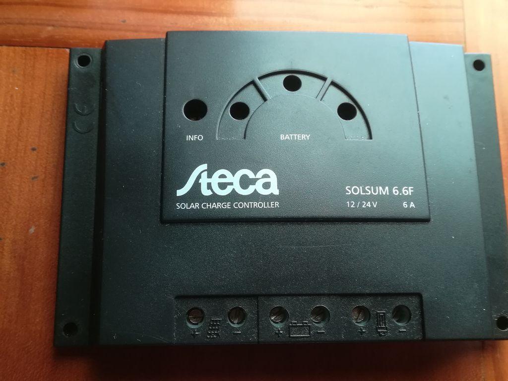 Régulateur de charge de panneau solaire