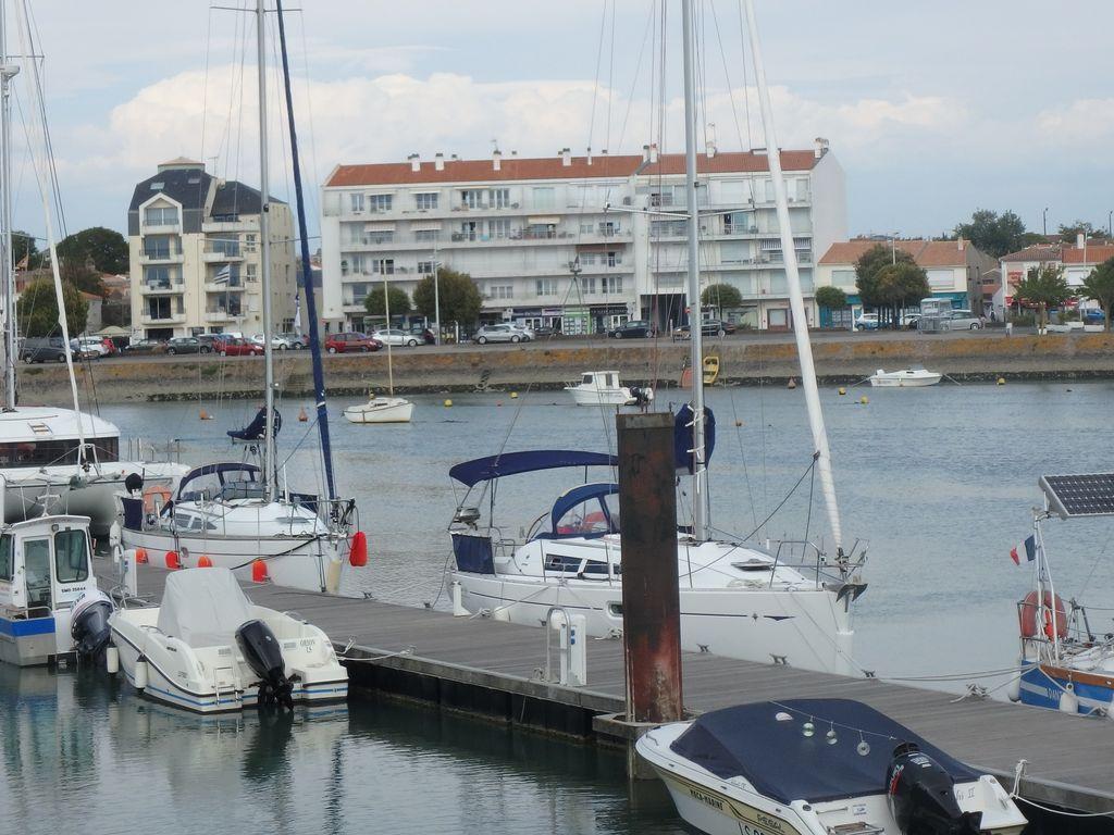 Croisière vers la Vendée et la Charente