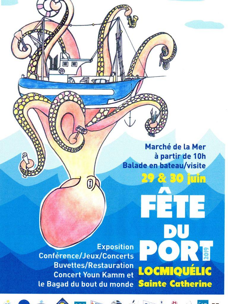 Fête du Port: 29 et 30 juin 2019
