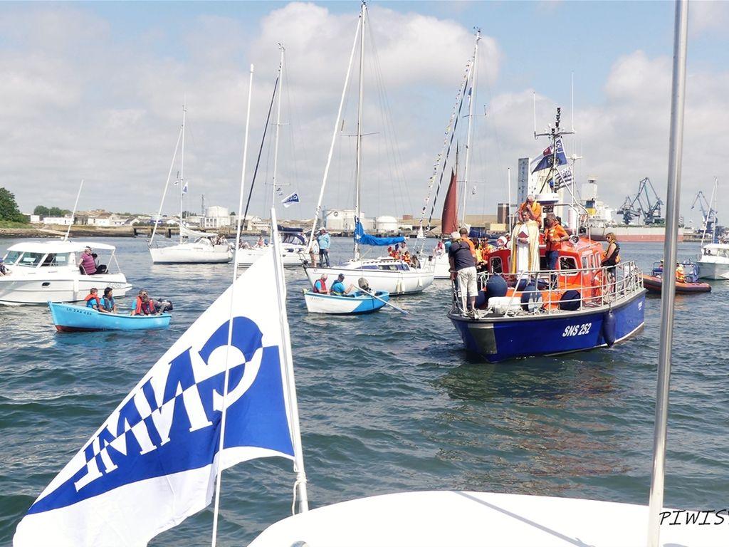 La fête du port: hommage aux disparus en mer