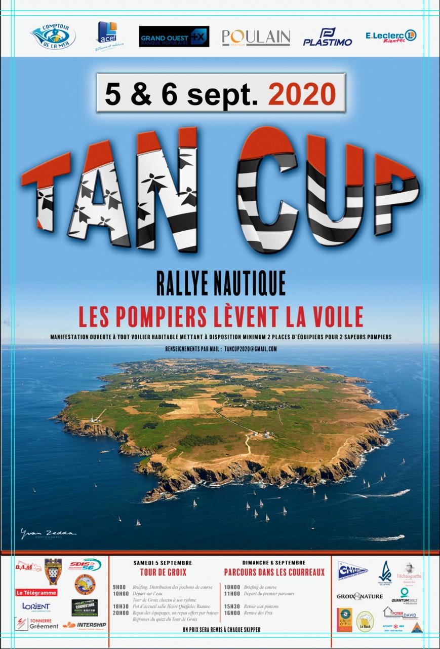 Les 5 et 6 septembre tous à la TAN CUP!