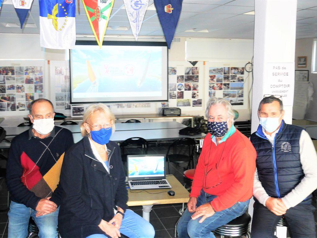 Une team « Locmiquélic Minahouet » dans le Vendée-Globe virtuel